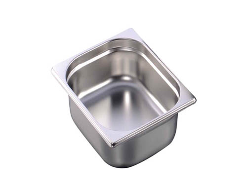 1/2 Stainless Steel Gastronorm Containers