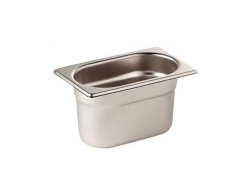 1/9 Stainless Steel Gastronorm Containers