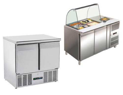 Commercial Countertop Chiller