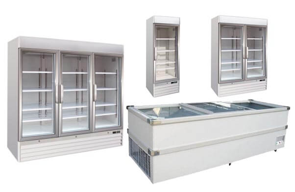 Display Freezers for Supermarkets