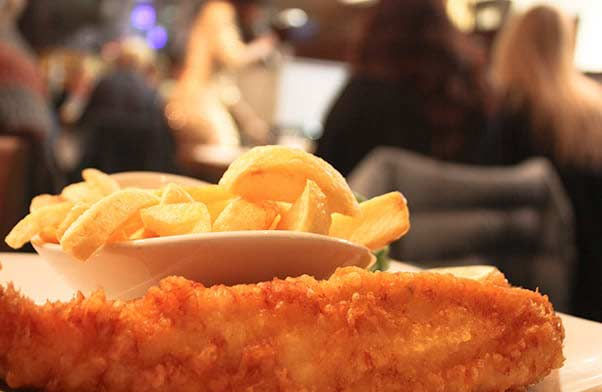 Fish & Chips Equipment