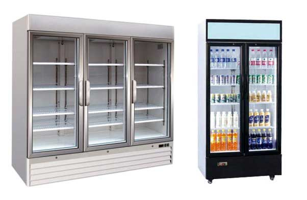 Glass Door Chillers