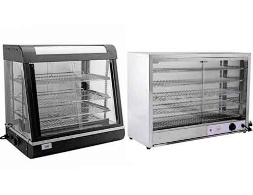 Hot Display Cabinets