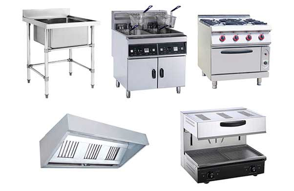 Kitchen Equipment's