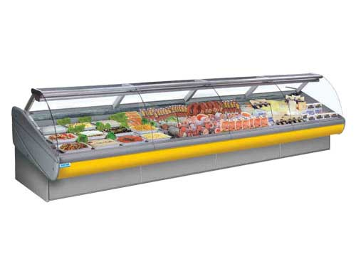 Display Meat Chiller Dolphin