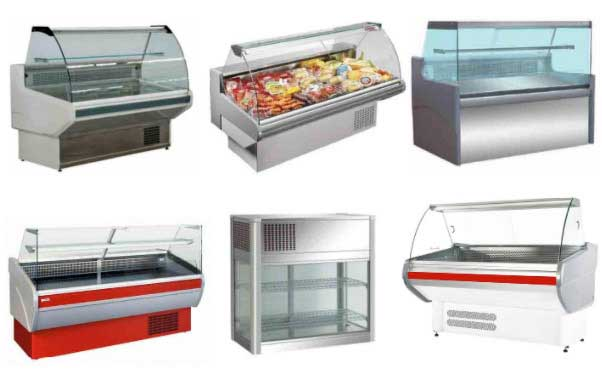 Serve Counter Display Chiller