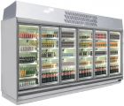 Weston Low Front Multideck Chiller Fridge 196cm (6ft 4inc)