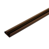Brown PVC Slatwall Inserts for Slatwall Panels