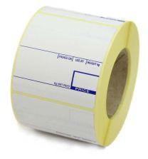 CAS compatible Scale Labels 58mm x 60mm (10 Rolls - 5,000 Labels)