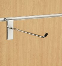 Single Slatwall Panel Hook 200mm