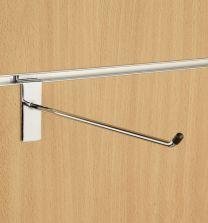Single Slatwall Panel Hook 250mm
