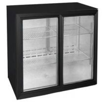 Bar Cooler 0.9m (900mm 3ft) MCAB10 Sliding Door
