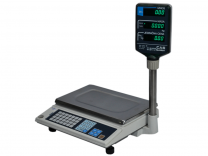 Cas Ap Scale With Post 15Kg