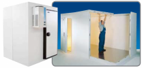 Monoblock Freezer Room 2.5m (256cm - 8ft 5inc)