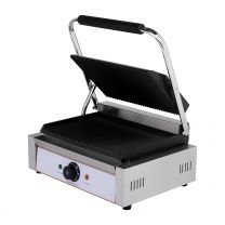 Contact Grill Double / Ribbed