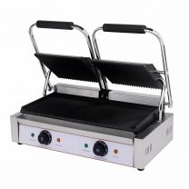 Contact Grill Twin-Ribbed