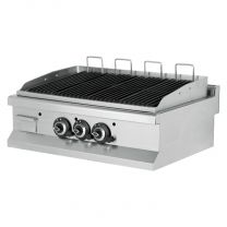 Gas Charcoal Grill 120cm