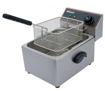 Single Electric Fryer 2500W 6L