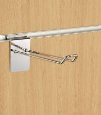 Euro Slatwall Panel Hook 150mm