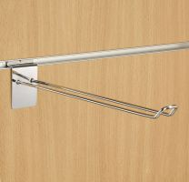 Euro Slatwall Panel Hook 300mm