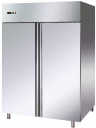 Stainless Steel Freezer Exeter 137/70F