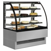 ICY Cake Display 120cm (4ft)