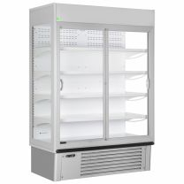 Wall Site Multideck Chiller With Doors 133cm (4.3ft) - 940 Litre