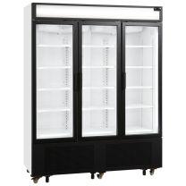 Triple Door Upright Display Chiller 160x203cm (5.2ft x 6.6ft)