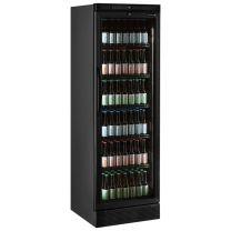Black Upright Glass Door Bottle Coole Fridge 60x180cm (2ft x 6ft)