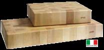 Wooden Butcher Block MC12 1200mm 4ft