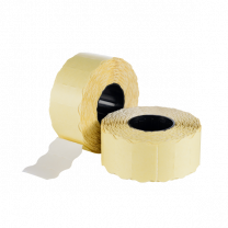 LYNX CT4 26x12mm Labels - White Permanent (Box 45k) LB-001 Onur