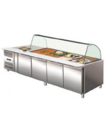 Stainless Steel Countertop Margate 225cm