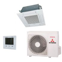 Mitsubishi Heavy Industries Air Conditioning FDTC25VH Compact Cassette 2.5Kw