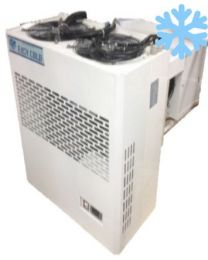 Cold Box 1.5F For Freezer 2 Fan