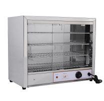 Pie Cabinet & Warmer 4 Shelves