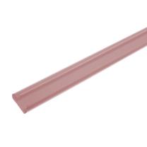 Pink PVC Slatwall Inserts for Slatwall Panels