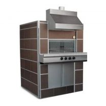 Pitta and Turkish Pizza Gas Oven 120x120cm