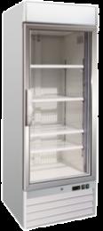 Upright One Glass Door Freezer Soli 68cm 2ft