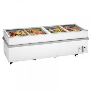 Island Display Freezer Arcaboa 2.5m - 1032 Litre