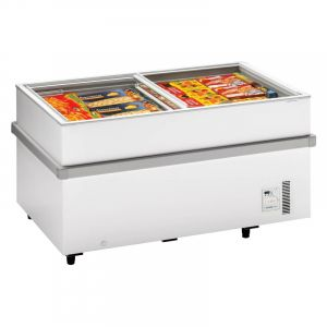 Island Display Freezer Arcaboa 1.5m - 597 Litre
