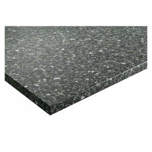 Black Slate Laminate Worktop 38mm x 3m