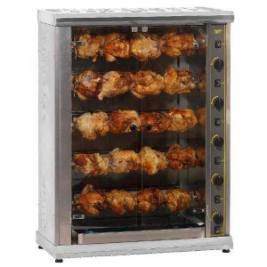 Electric Chicken Rotisserie 20 Chicken 14kW
