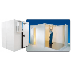 Cold Room Monoblock 2.5m (256cm - 8ft 5inc)