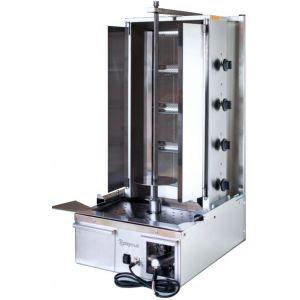 Doner Machine Easy-Cut 4 Burner Doner Kebab Machine