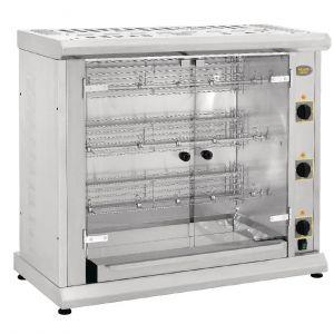 Electric Chicken Rotisserie 9-12 Chicken 6.6kW