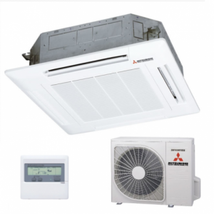 Mitsubishi Heavy Industries Air Conditioning FDT125VH Micro Inverter, 12.76kW, Three Phase