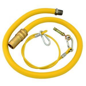 Caterquip 3/4in x 1500mm Gas Catering Hose