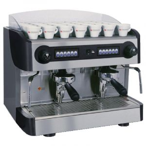 Grigia Green Compact 2 Group Espresso Coffee Machine 5 Litre