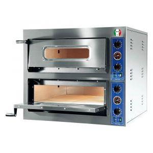 Italyco Electric Pizza Oven 2 Baking Chambers 14,4kW