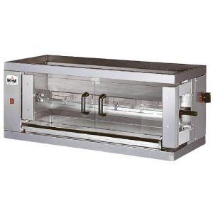 Chicken Rotisserie Gas Broiler Machine 1 Spits 6 Chicken MCM